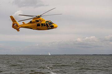 Helikopter SAR van Amsterdam Fotografie (Peter Bartelings)