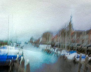Haven van Veere van Patrick Reinquin