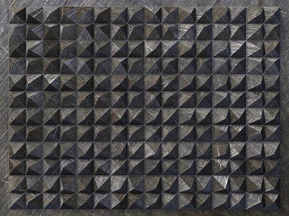 Reliëf 2016 C3 Zwarte kunststof
