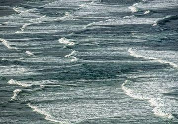 Small waves in the sea sur Marcel van Balken