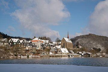 Beyenburg, Wuppertal, Bergisches Land, Duitsland van Alexander Ludwig