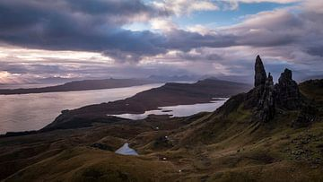 Old man of Storr, Skye Isle, Schotland van Ralph Rozema