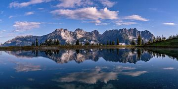 Wilder Kaiser Tirol van Achim Thomae
