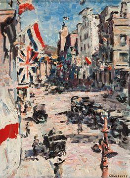 Harry Caldecott - Royal Visit 1925 sur