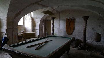 The basement von Edou Hofstra