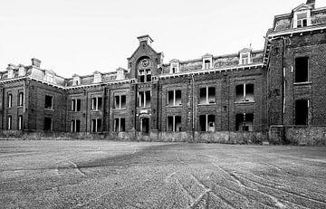 Gefängnisplatz von Kirsten Scholten