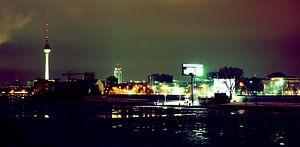 Berlin by night von Meneer Bos