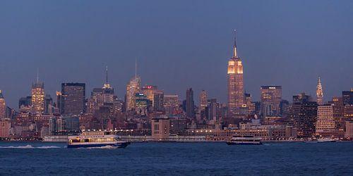 Manhattan & Hudson