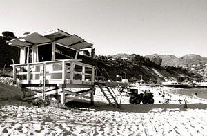 Malibu BW, California van