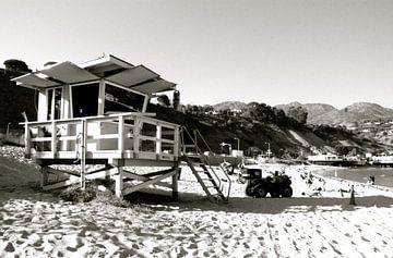 Malibu BW, California van Samantha Phung