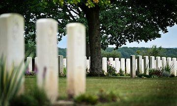 Hotton War Cemetery van Eric Sweijen