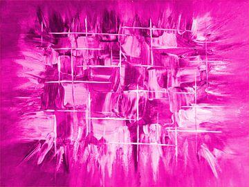 Explosion pink von Katrin Behr
