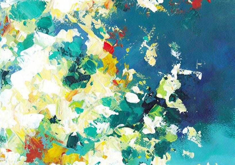 Autumn Leaves 5 van Maria Kitano