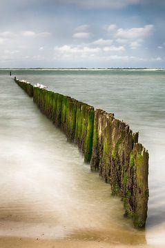 Die Küste von Zeeland von Mark Bolijn