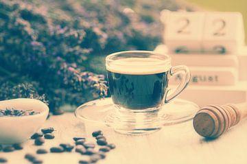Espresso und Sommerduft von