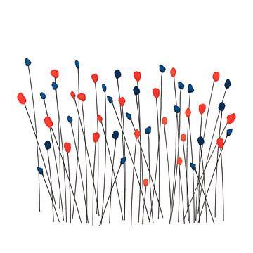bloemen van Andreas Wemmje