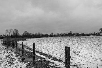 Winterlandschaft von Stefaan Tanghe