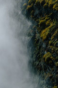Waterval mist van Daan Beuman