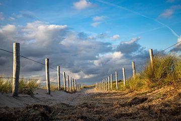Wanderweg zu den Wolken von Jaap Spaans