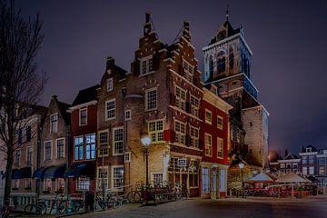 Voldersgracht sur Michael van der Burg