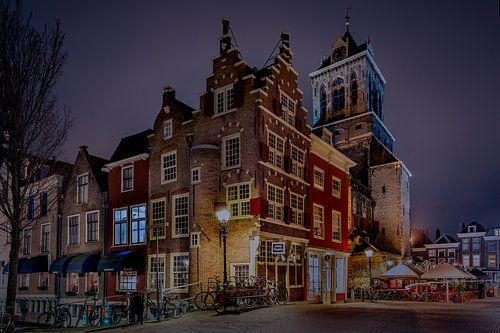 Voldersgracht van Michael van der Burg