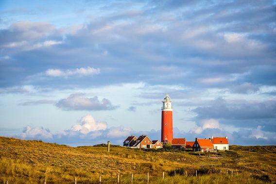 Vuurtoren van Texel van Sjoerd van der Wal