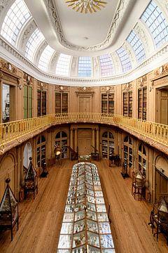 Teylers Museum - Ovale zaal 3 van Teylers Museum