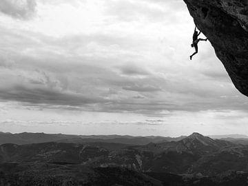 Klettern von Menno Boermans