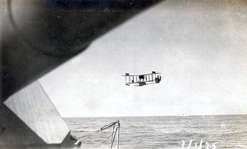 Amerikaanse dubbeldekker bommenwerper in 1925 van Atelier Liesjes