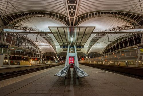 Leuven Station van Bert Beckers