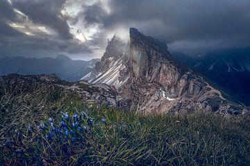 Dolomites sur Peter Poppe