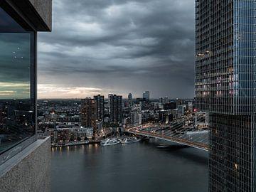 Moody Rotterdam von Dawid Ziolkowski