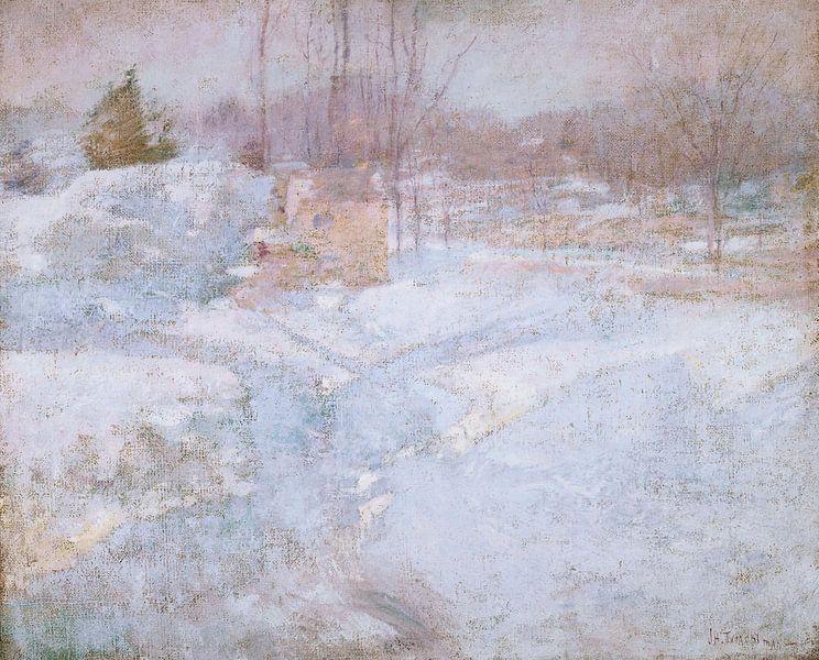 John Henry Tetman-Winter von finemasterpiece