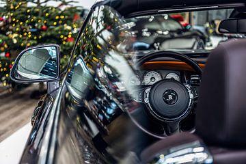 Rolls-Royce Dawn Christmas Spirit van Bas Fransen