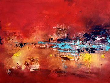 Red Storm von Maria Kitano