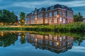 Flevo Gebäude Zwolle von Fotografie Ronald