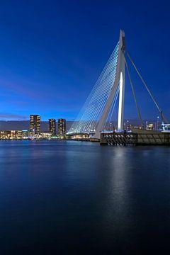 Prachtig Rotterdam met de Erasmusbrug von Jaco Hoeve