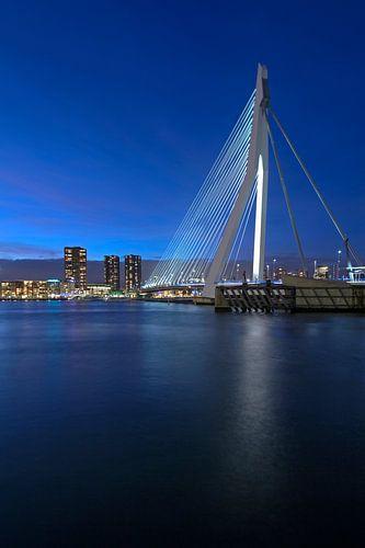 Prachtig Rotterdam met de Erasmusbrug van