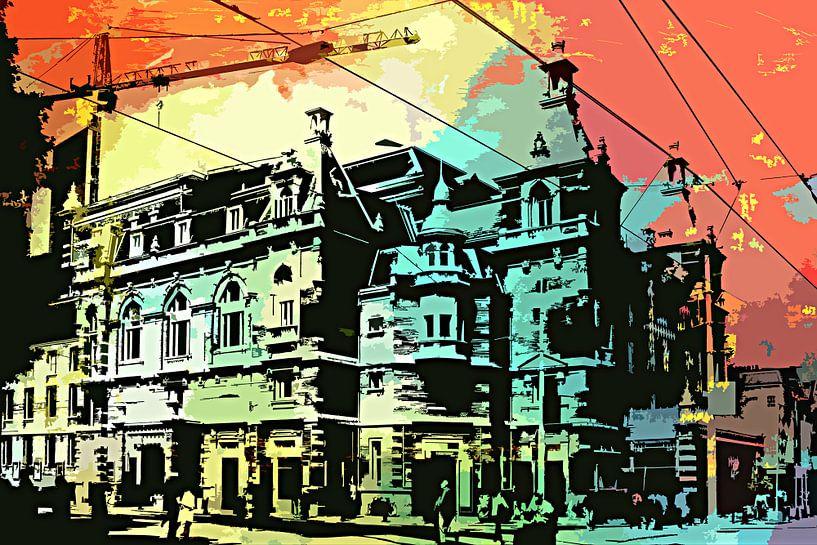 Stadsschouwburg Amsterdam von PictureWork - Digital artist