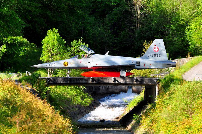 F-5E Tiger II van Rogier Vermeulen