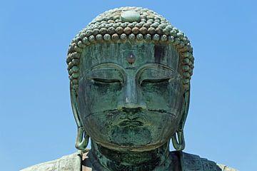 Amida - Boeddha in Kamakura Japan (anno 1252!) van Wim Bodewes