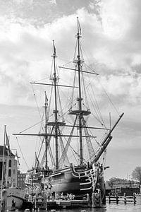 VOC-schip Amsterdam van