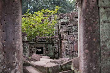 Tempels van Angkor van Yvs Doh