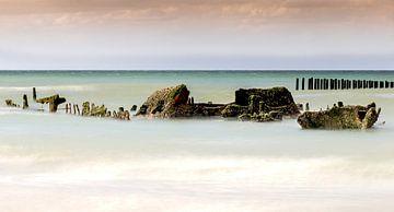 Cap Gris Nez France von Wim van D