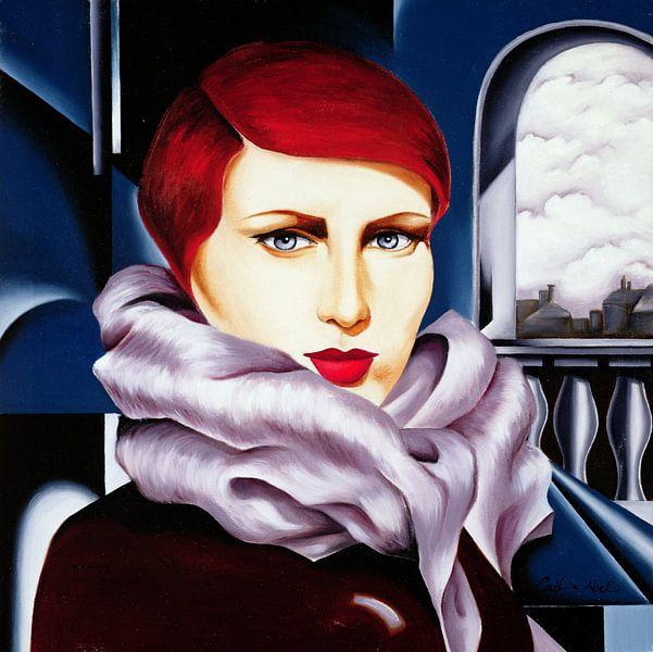 European Winter van Catherine Abel