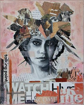 Watch me van Janet Edens
