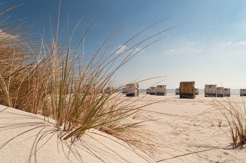 beach view van Dirk Thoms