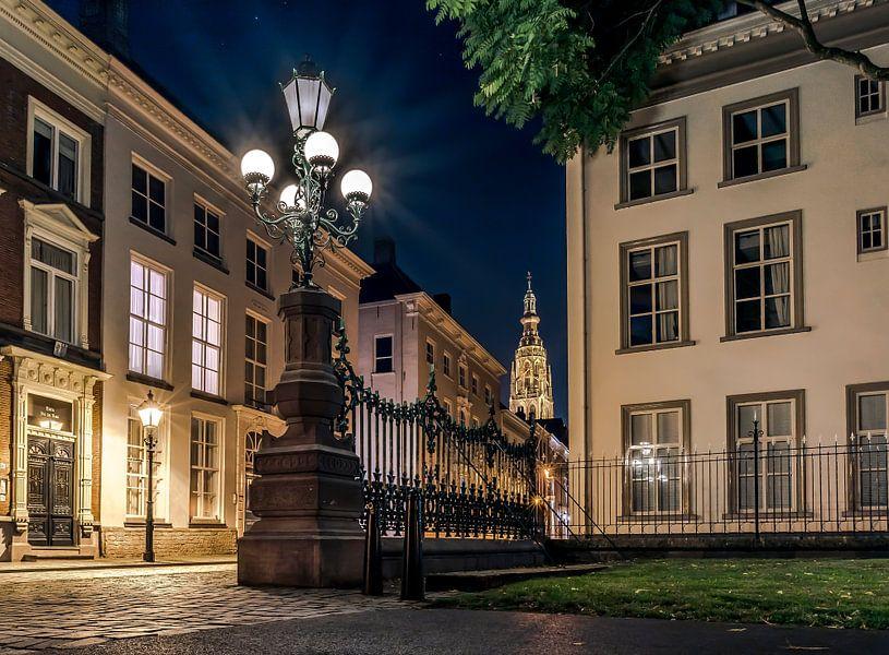 Stadspark Valkenberg in Breda van Ronald Westerbeek
