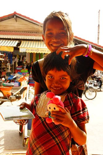 Cambodja Siem Reap van