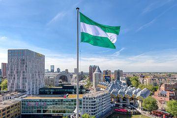 Rotterdam en pleine gloire sur Annette Roijaards